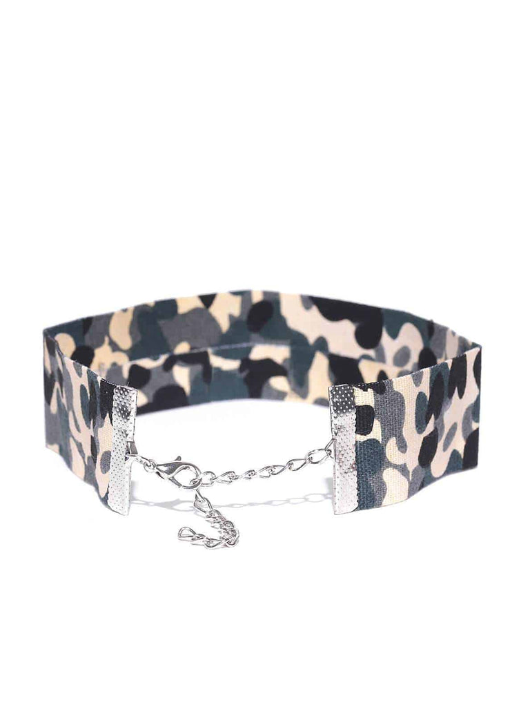 Bellofox Camouflage Choker Necklaces