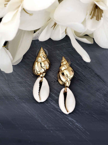 Bellofox Concha Shells Earrings BE3299