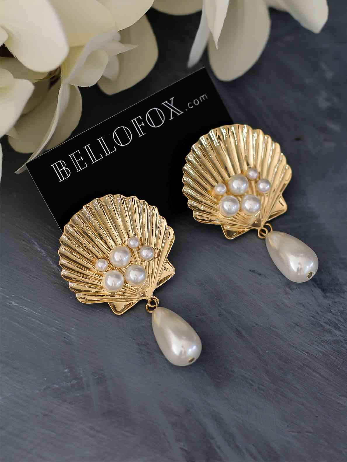 Bellofox Coquina Drops Earrings BE3262