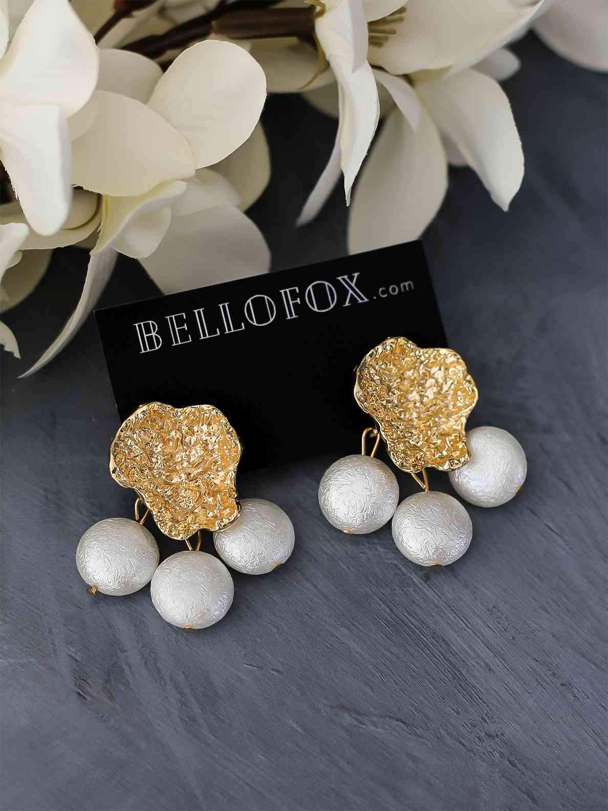 Bellofox Crush Drops Earrings BE3268