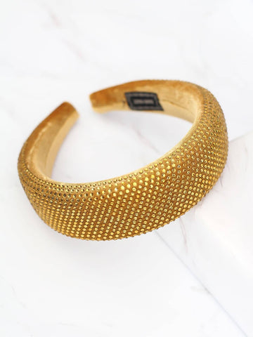 Embellished Padded Headband