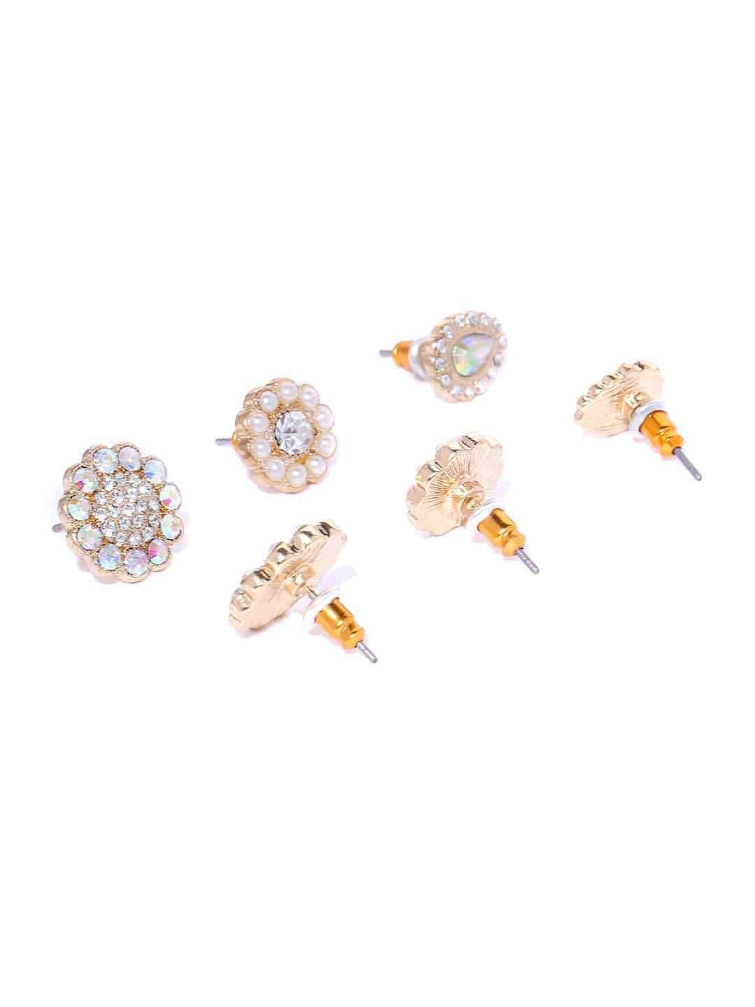 Bellofox Flora - Set of 8 Earrings BE2790