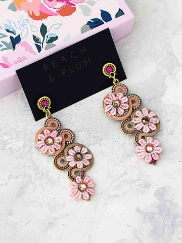 Bellofox Flower Story Earrings