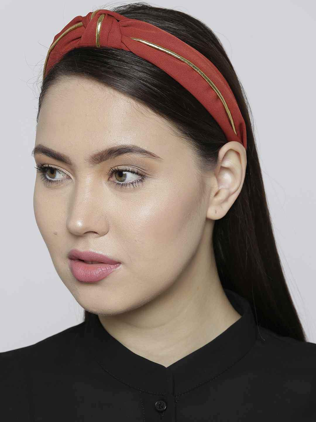 Bellofox Foiled Knot Headband Hair Accessories HA1030