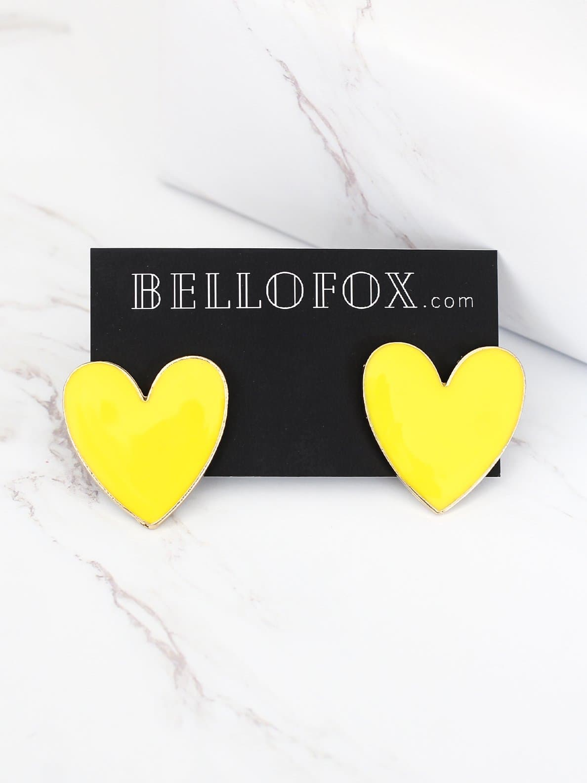 Bellofox Heart Attack Earrings BE3418