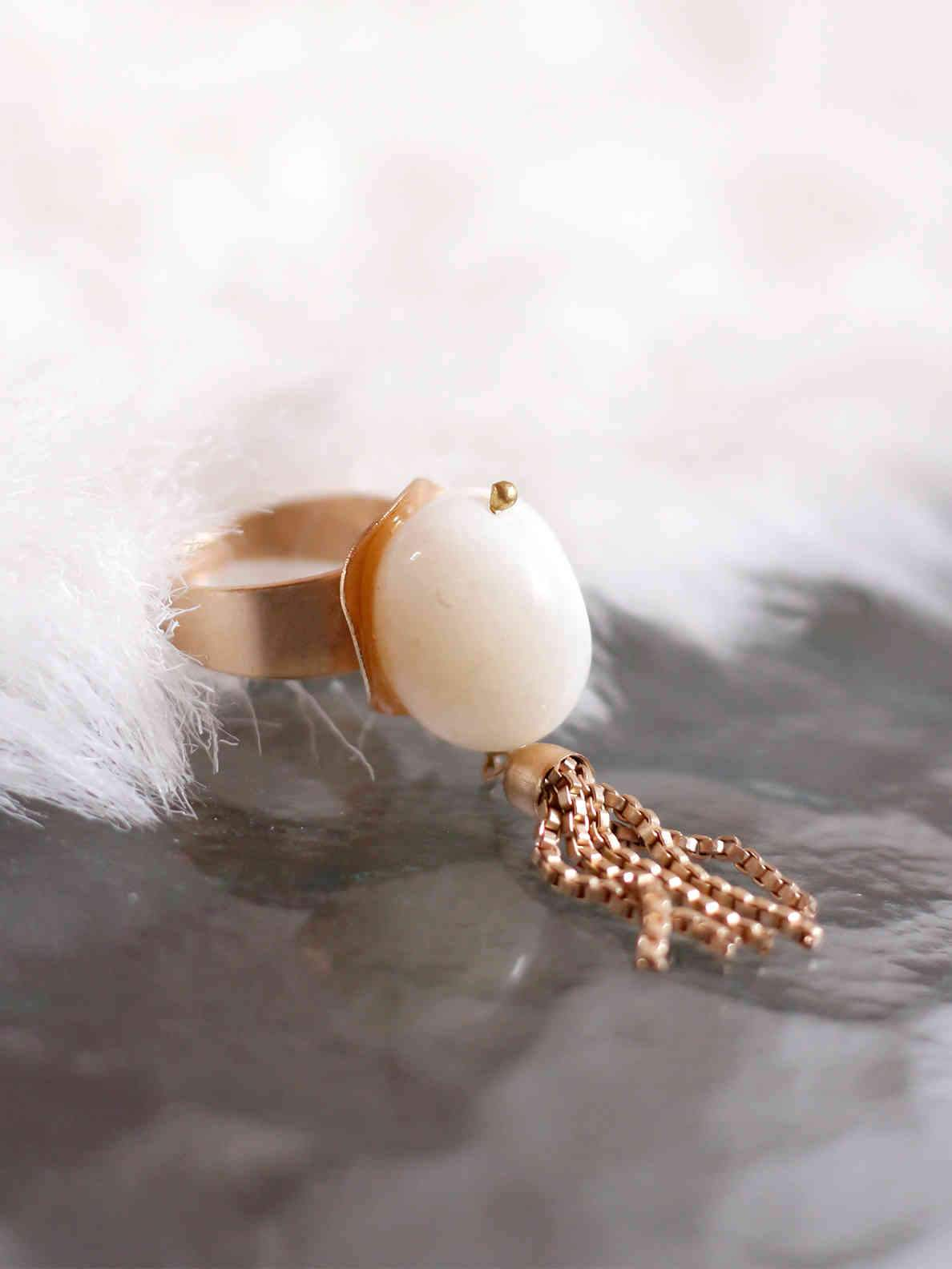 Bellofox Ivory Rings