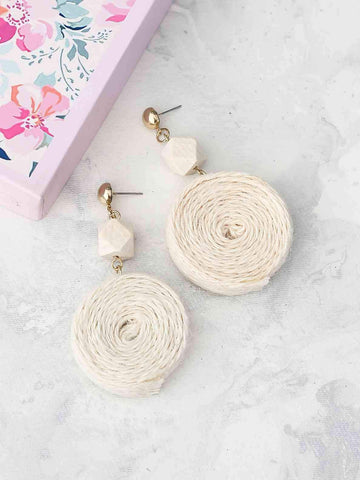 Bellofox Jute Mute Earrings