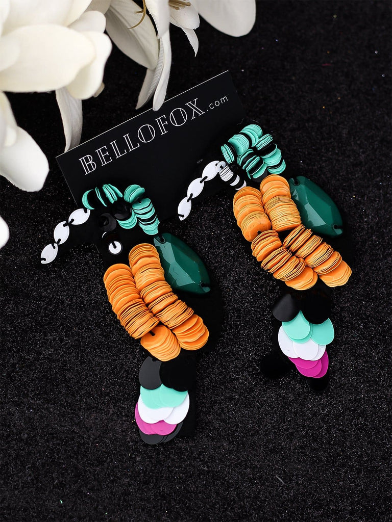 Bellofox Kingfisher Earrings BE3486