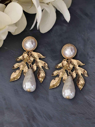 Bellofox Leaf Drops Earrings BE3244