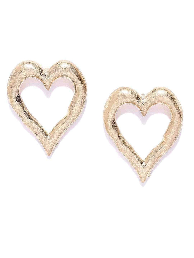 Bellofox Little Hearts - Silver Plated Earrings BE3029