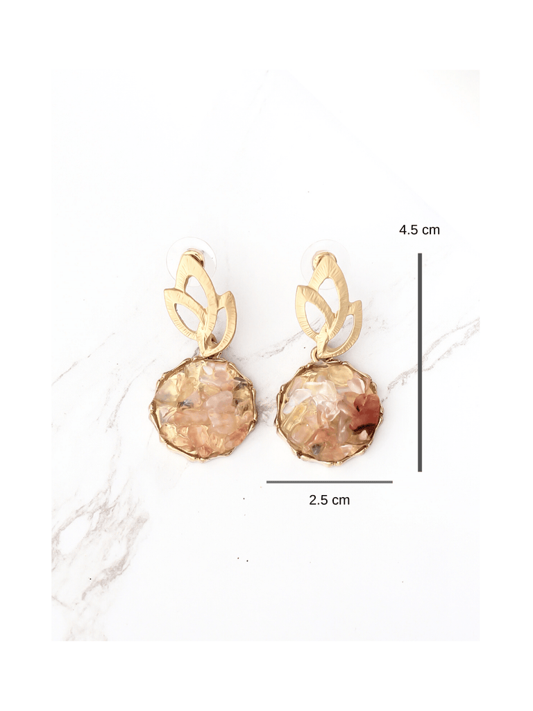 Bellofox Lotus Milagro Earrings BE3400