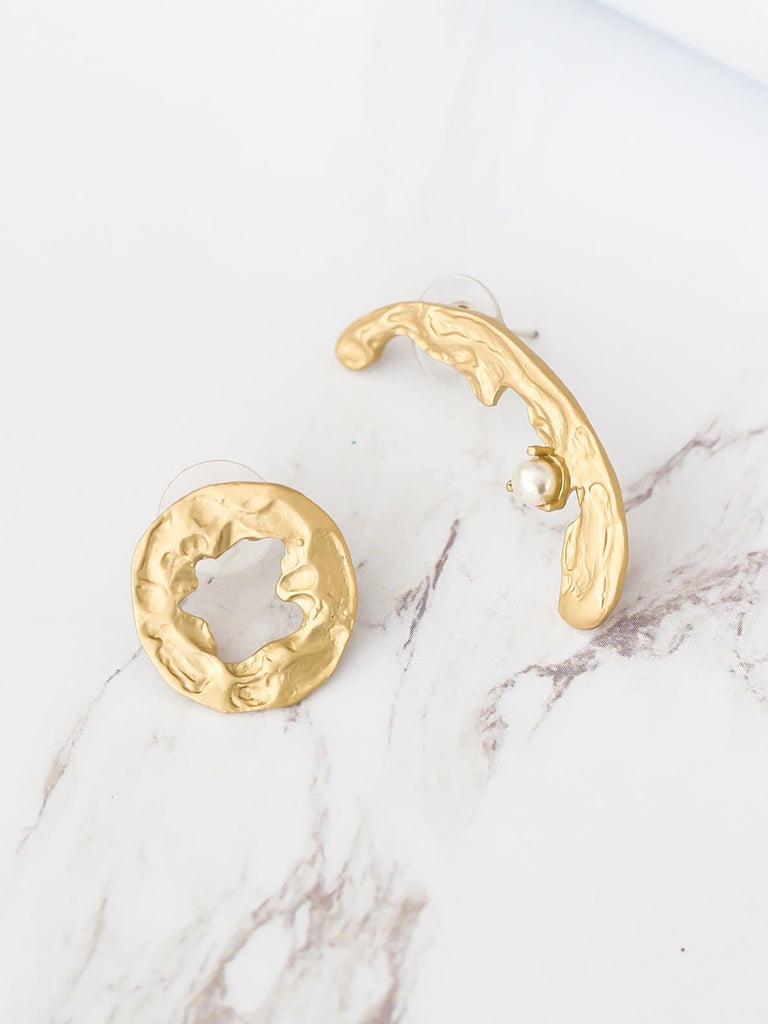 Bellofox Lunar Mismatch Earrings BE3388