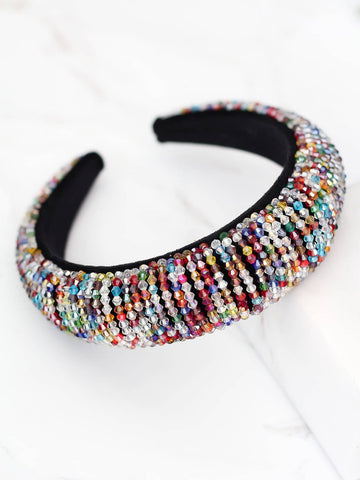 Bellofox Macro Studded Headband Hair Accessories