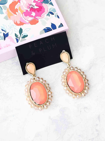 Bellofox Mirrors Earrings