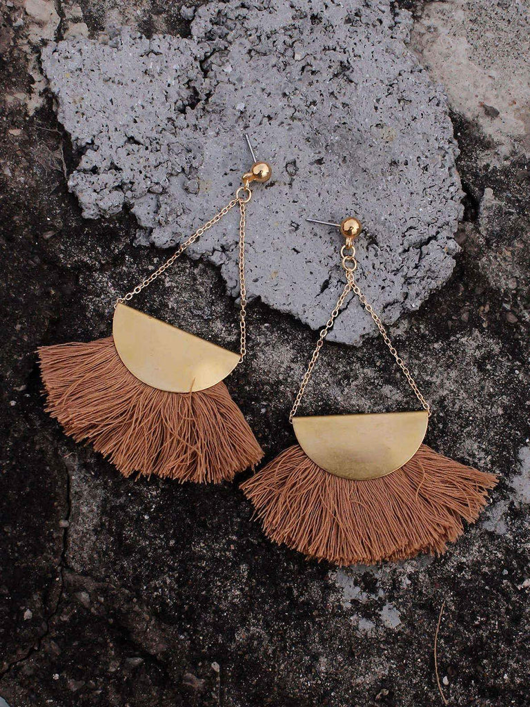 Bellofox Misty Tassels Earrings