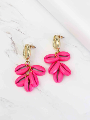 Bellofox Paint Me Pink Earrings BE3303