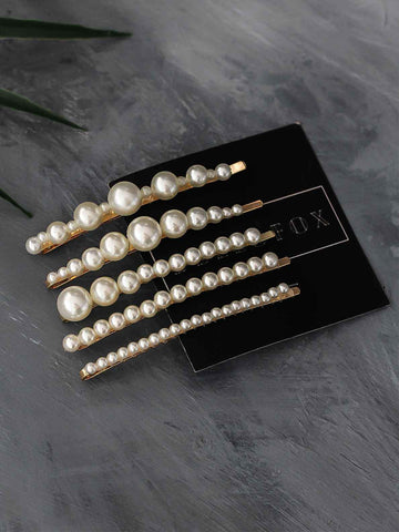 Bellofox Pearl Pins Hair Accessories HA1090