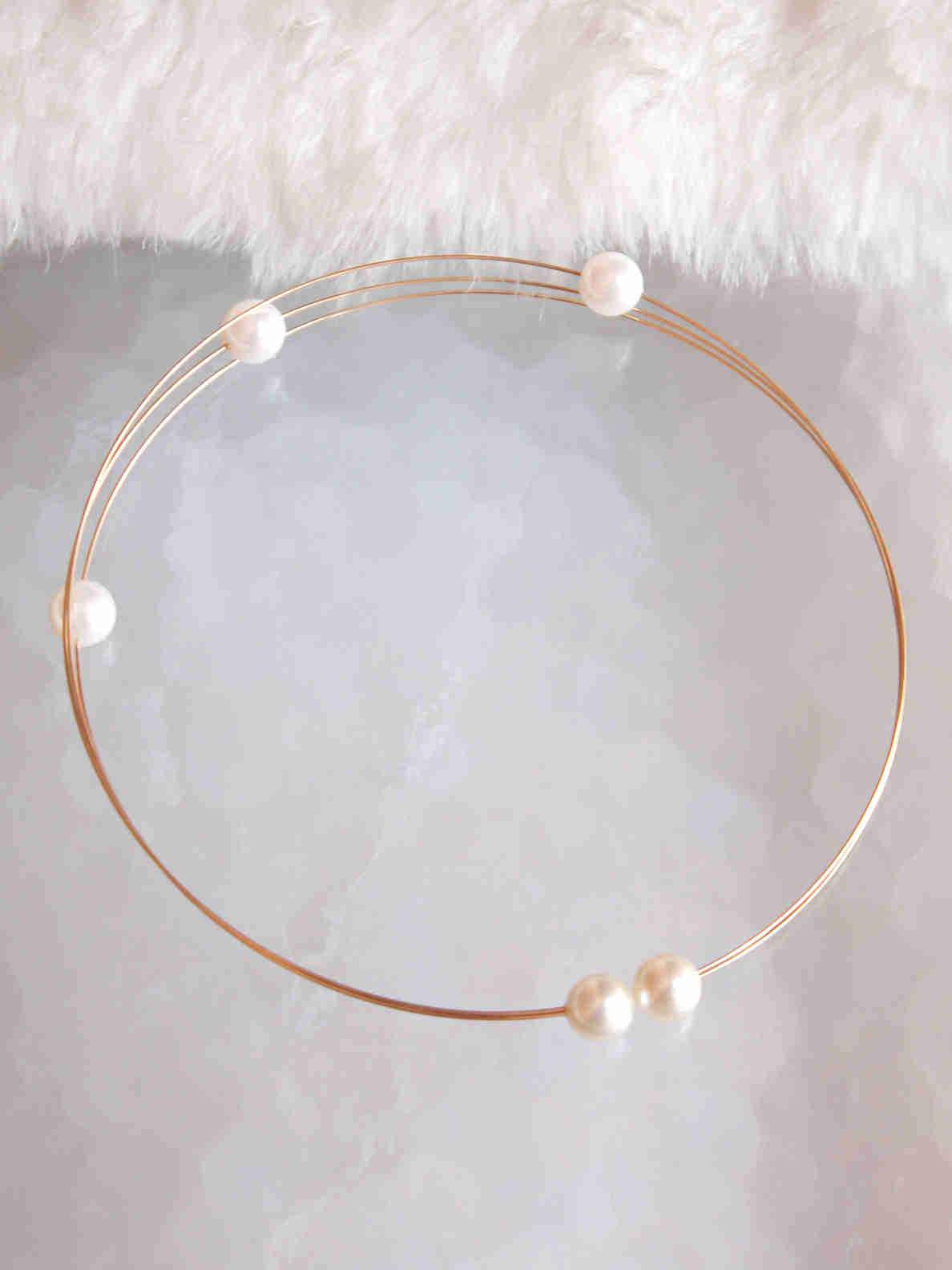 Bellofox Simi Pearl Necklaces BN1474
