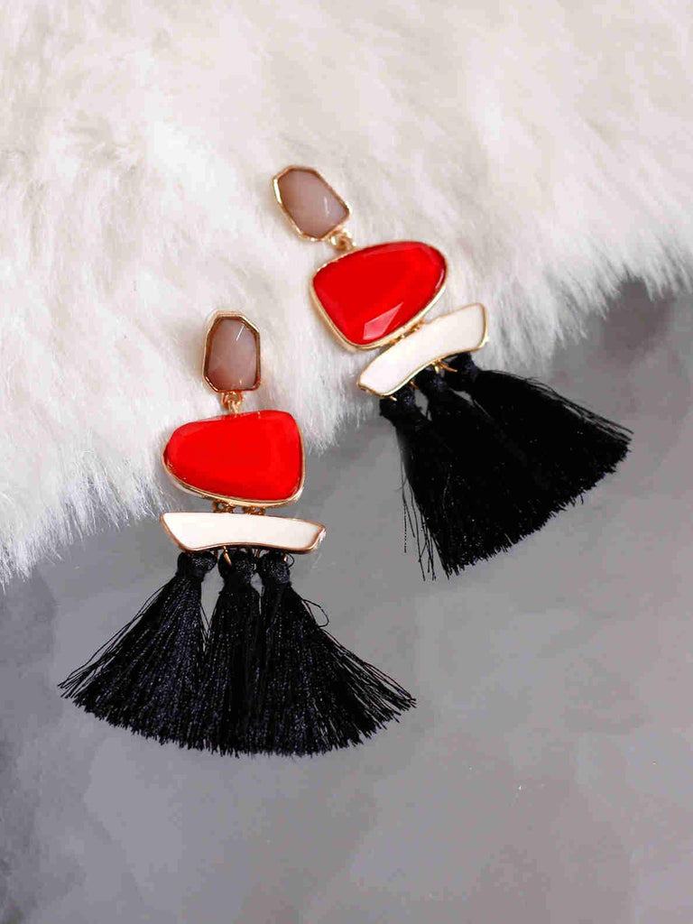 Bellofox Simon Tassels Earrings