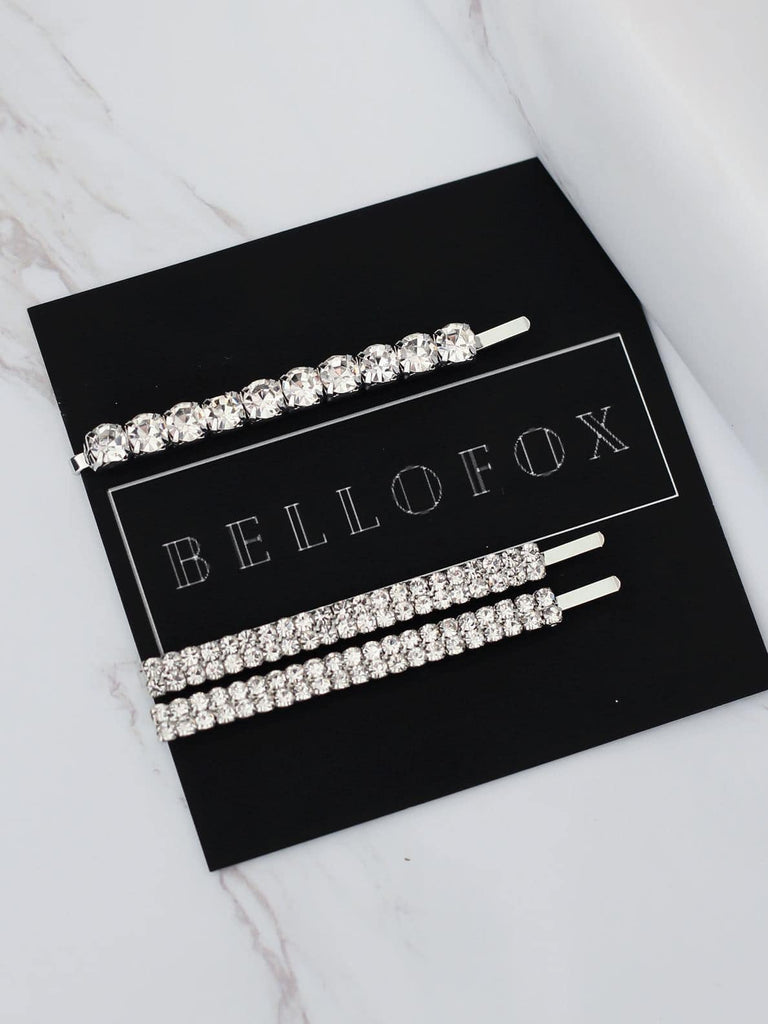 Bellofox Studded Hair Pins Hair Accessories
