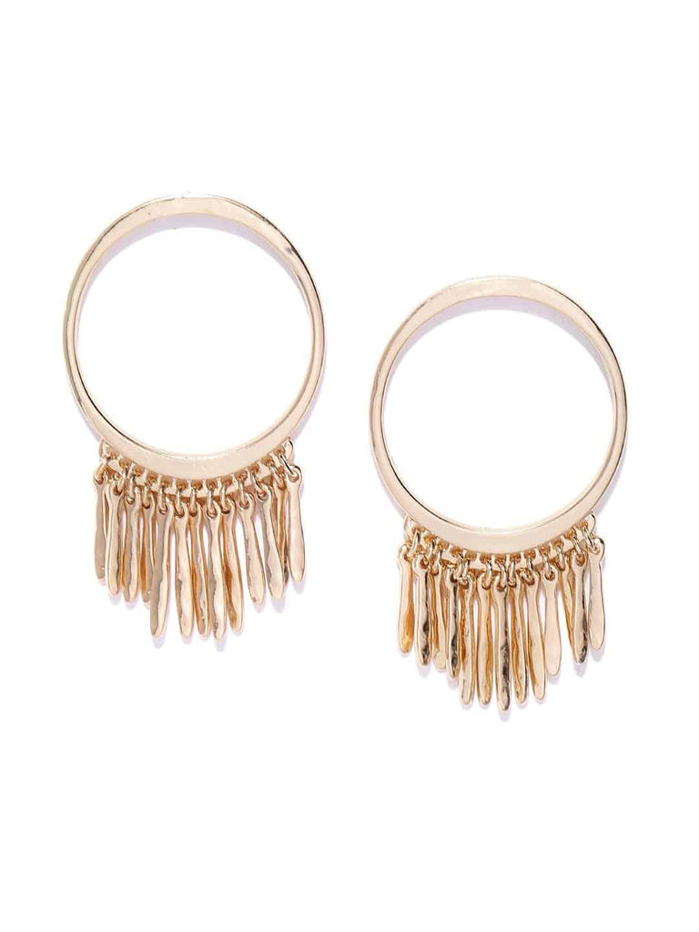 Bellofox Tassel Hoops Earrings BE2997