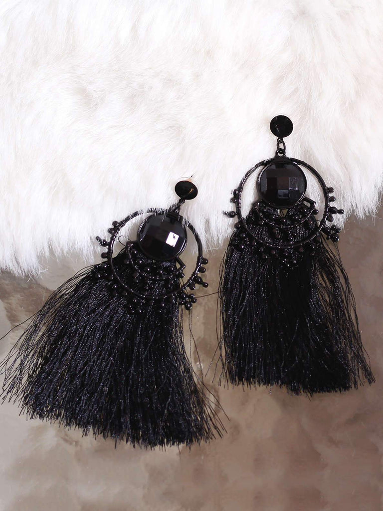 Bellofox Tassel Queen Earrings