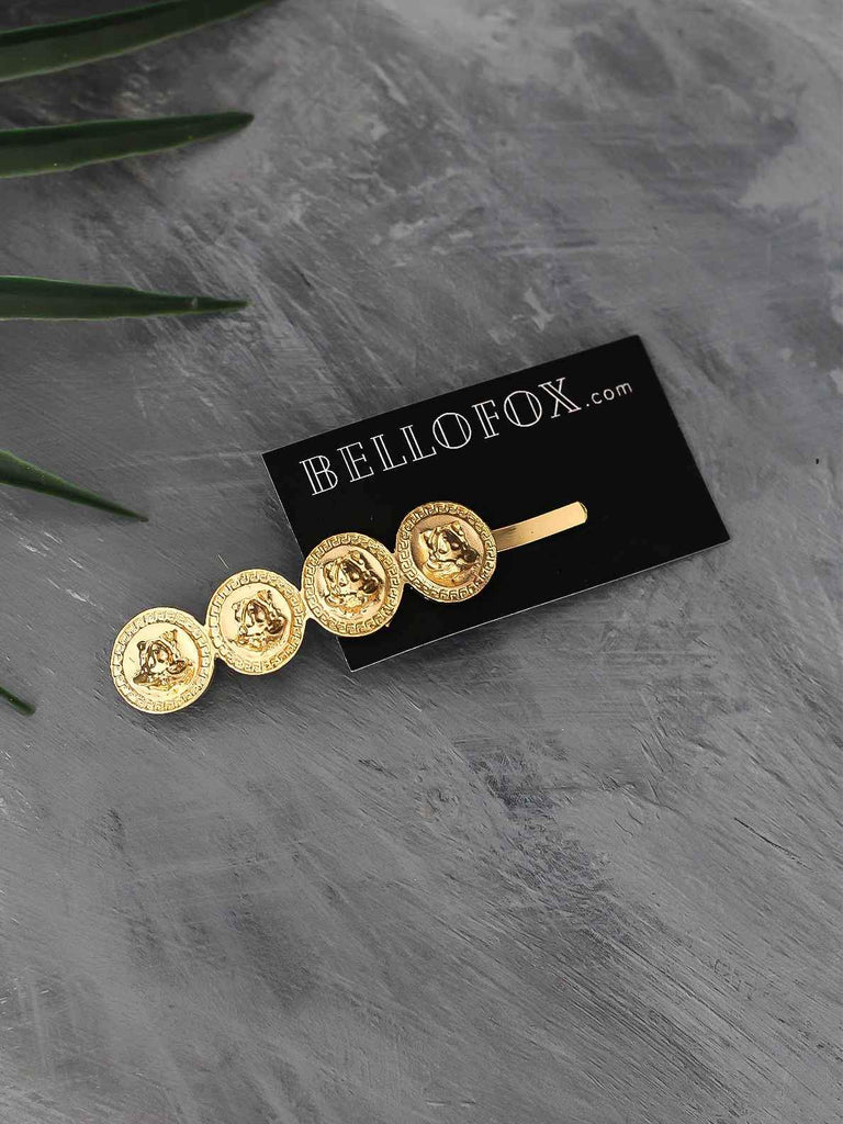 Bellofox Vintage Statement Pin Hair Accessories HA1096