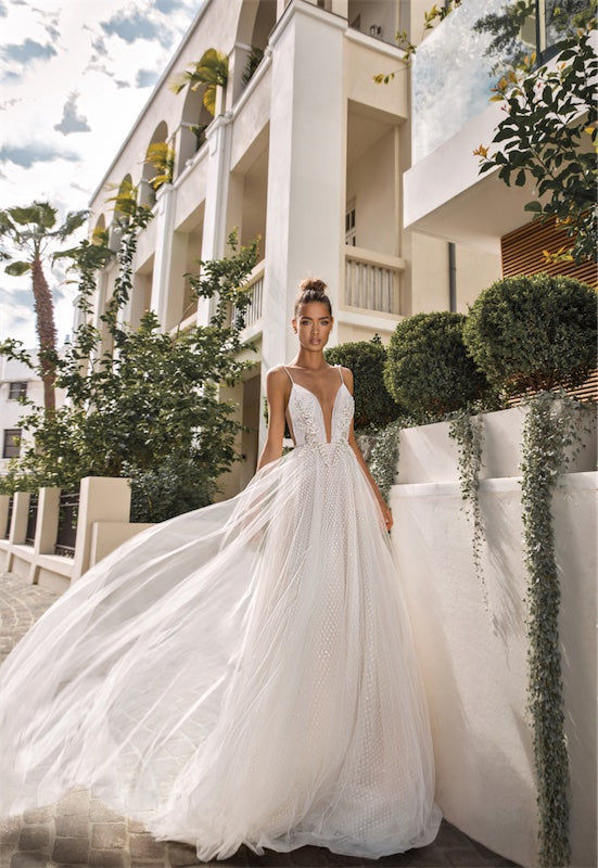 Elihav Sasson exclusively at Truly Bridal