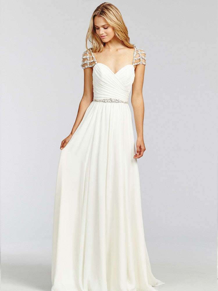 8a69aa7ed2a Blush by Hayley Paige - Anouk style 1656 – Truly Bridal of Surrey