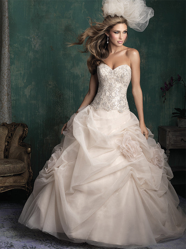 Allure Couture - Style C340