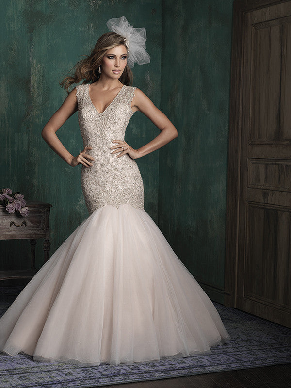 Allure Couture - Style C343
