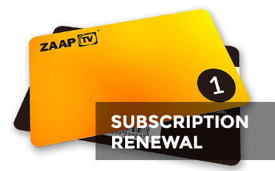 Subscription Renewal