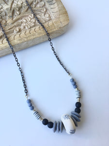 Hatch boho necklace