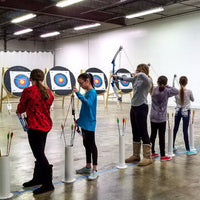 Private Group & Individual Archery
