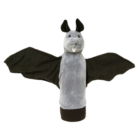 Boris the bat puppet