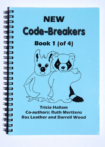 New Code-Breakers Books 1-4