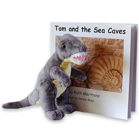 Tom and the Sea Caves and Doug the Dinosaur