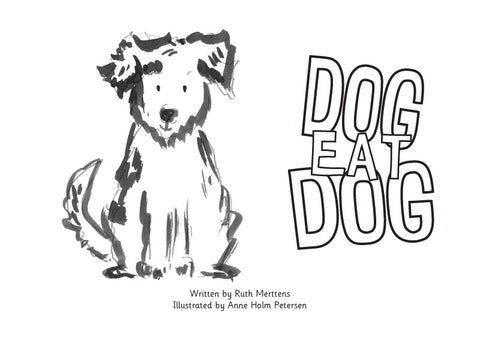 Dog Eat Dog - pack of 6