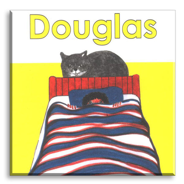 Douglas, written by Ruth Merttens.