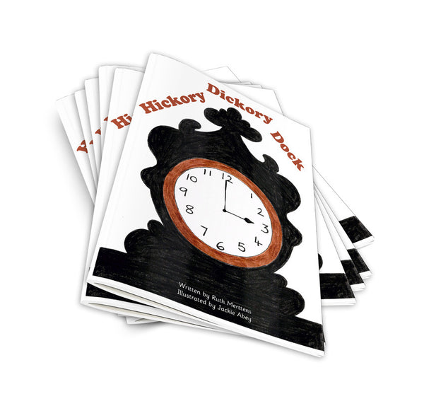 Hickory Dickory Dock - pack of 6