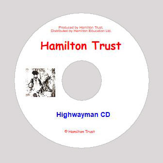 The Highwayman CD