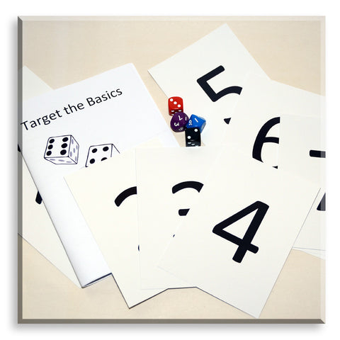 Numeracy pack - Target the basics
