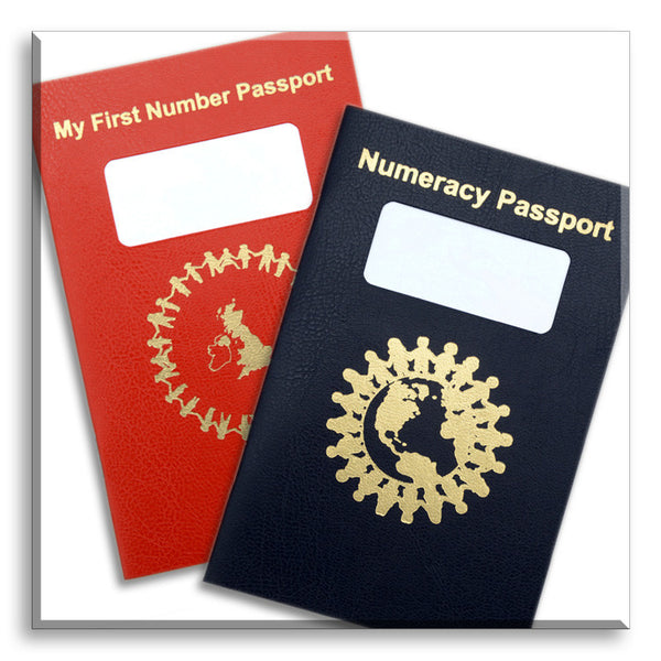 Numeracy & My First Number Passport  - 'Taster Pack'