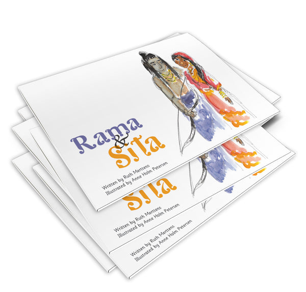 Rama and Sita - pack of 6
