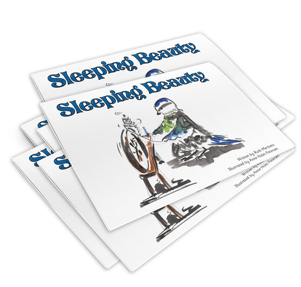 New! Sleeping Beauty - pack of 6