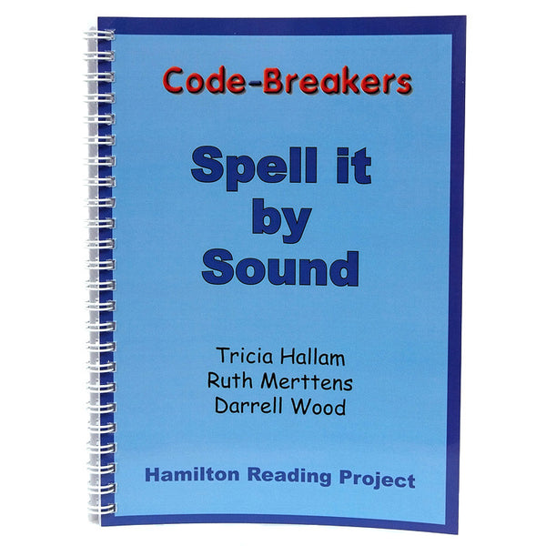 Spell it by sound book