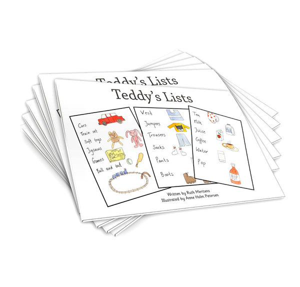 Teddy's Lists