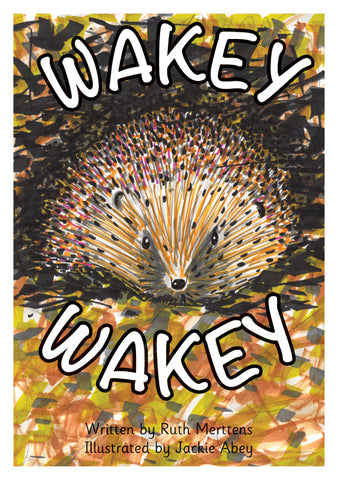 Wakey Wakey - pack of 6