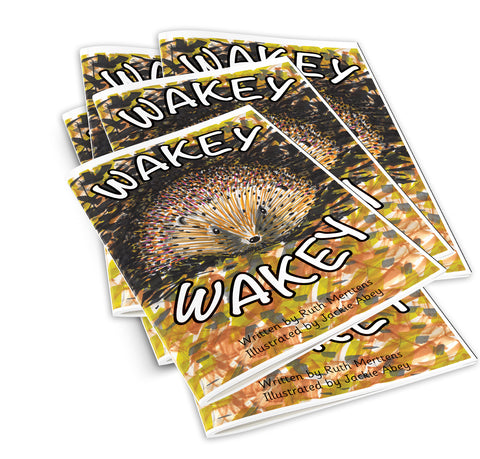 New! Wakey Wakey - pack of 6