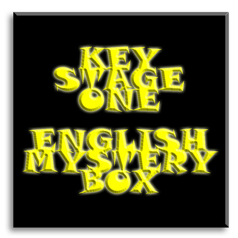 New: English Mystery Pack for Key Stage One!